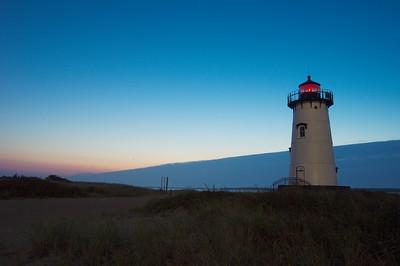 Sunrise @ Edgartown Light