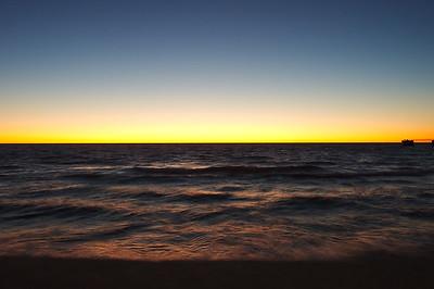 Sunrise in Oak Bluffs