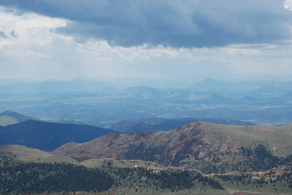 Pike's Peak Cog Railway