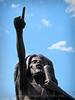 Bob Marley Statue in Island Village, Ocho Rios, Jamaica