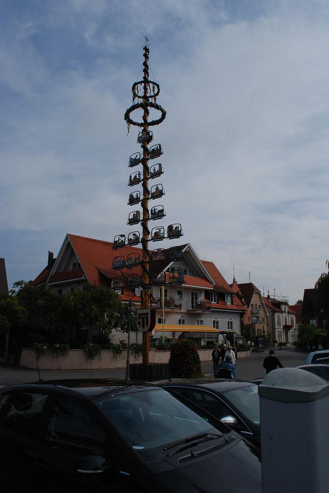 Langenargen, Germany - on the north shore of Lake Constance, Switzerland