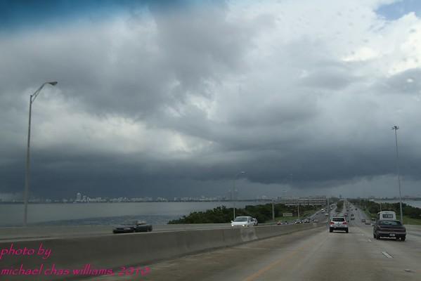 10 South Beach Florida, On the Edge of Earl