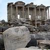 The Roman Ruins of Ephesus, Turkey