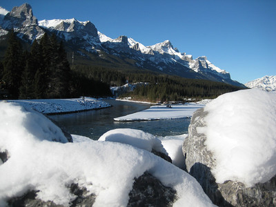 100108 Around Canmore