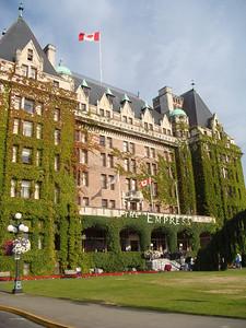 The Fairmont Empress Hotel