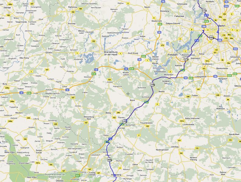 DeutschlandTour1_berlin_wittenberg_TrackRecords