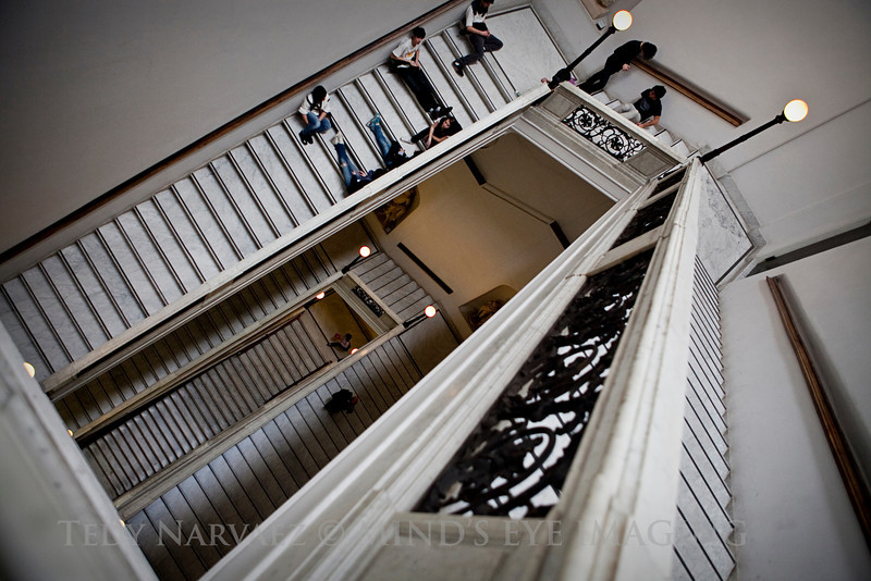 Museo Nazionale Romano : Stairwell