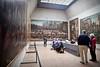 The Galleria dell' Accademia (Venice Academy), Venice, Italy.