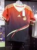 German Women's team national jersey?