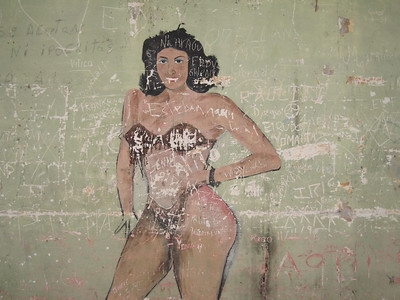 12-14-06 Karen Wilkining joins us, X Rated Prison Art Isla San Lucas