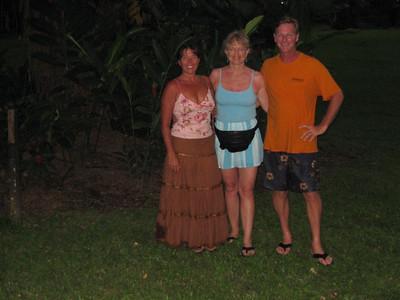 12-19-06 thru 12-22-06 Playa Narango, Punta Leon, Carb. and  WHALES CR