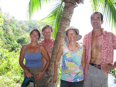 12-31-06 thru 01-02-06 Isla Cano CR