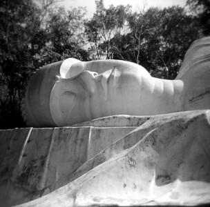 Giant Buddha, Mui Ne, Vietnam