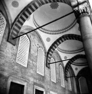 Blue Mosque, Istanbul Turkey 2009