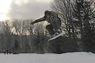 1/20/08<br>Camelback Ski Trip