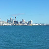 Auckland City from Devonport