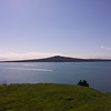 Rangitoto from Devonport