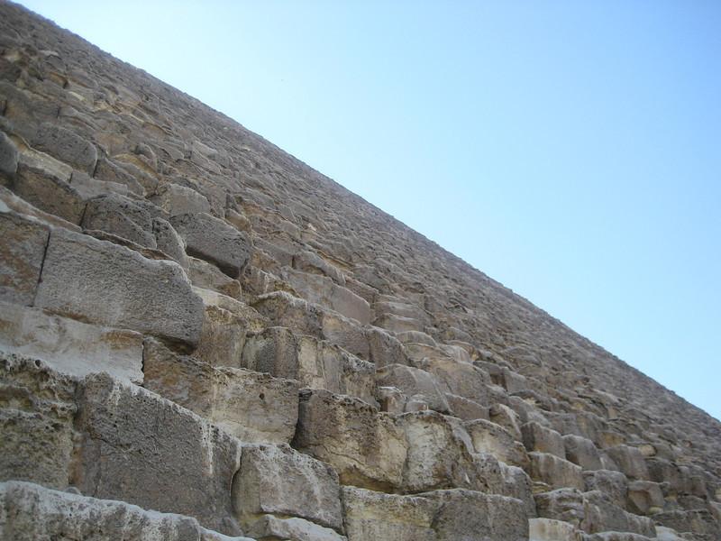 Christmas morning at the Pyramids
