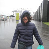 It was a little windy