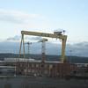 Harland & Wolff crane (Samson or Goliath)