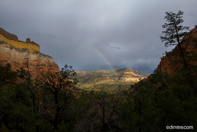 Echo Canyon Rainbow 309