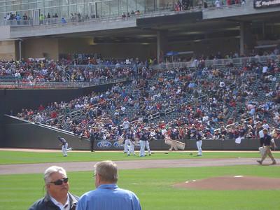 Target Field 09/19/2010
