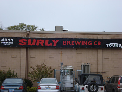 Surly Brewing Company, Robinsdale, MN 09/20/2010