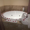 The jacuzzi.  Too bad we never seemed to have time to use it!