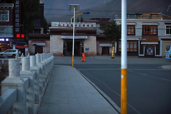 1604 Lhasa Temple, Tibet