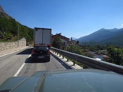 160813_LSS16 Col de Larche to La Spezia
