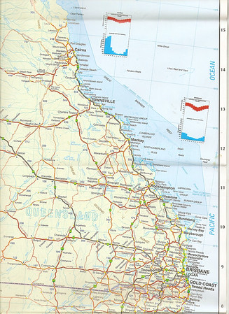 Part 2 ~ North to Cairns, the Daintree National Park, & Great Barrier Reef