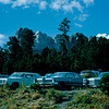 1965-09 - Black Hills - Mt Rushmore parking lot