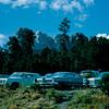 1965-09 - Black Hills - Mt Rushmore parking lot