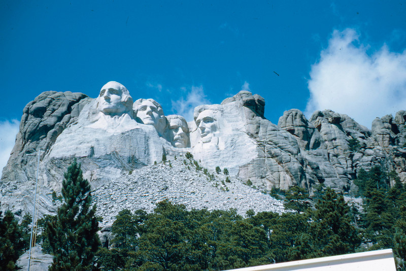 1965-09 - Black Hills - Mt Rushmore