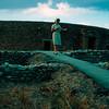 1965-09 - Jo at Aztec Ruins
