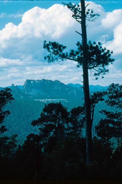 1965-09 - Black Hills - Mt Rushmore