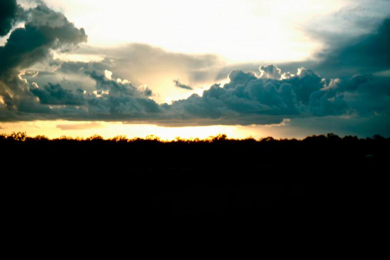 1965-09 - Grand Canyon sunset