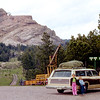 Crazy Horse Mountain Sculpture, 1968