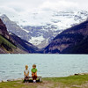 1968 by Lake Louise