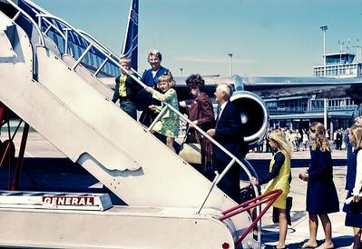 1969 Family Europe Trip