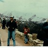 Me at Estes Park (the one in the MOLINE jacket!)