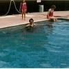 Me and Grandma at the pool