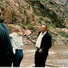 Grandpa Don at the Royal Gorge