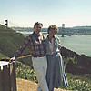 Golden Gate Bridge - Dwaine & Mavis