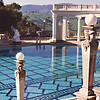 Hearst Castle - Courtyard Pool