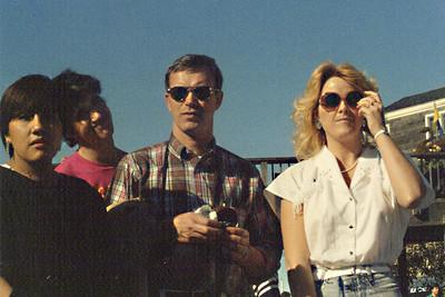 Sacramento - Charlotte, Jeff, Dwaine, Brenda