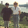 Golden Gate Bridge - Charlotte & Brenda