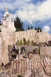 Disneyland - Castle