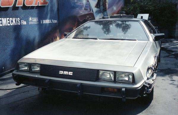 1987 May Universal Studios Hollywood
