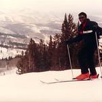 198703 Ski Utah :